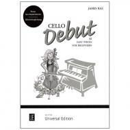 Rae, J.: Cello Debut - Klavierbegleitung