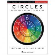 Keveren, Ph.: Circles – Character Etudes in 24 Keys