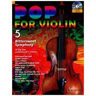 Pop for Violin Vol. 5 (+CD)