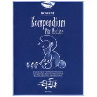 Kompendium für Violine – Band 3 (+CD)