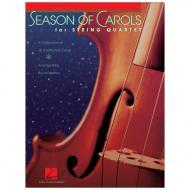 Season of Carols — Streichquartett