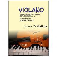 Bach, J. S.: Präludium