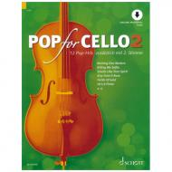 Pop for Cello 2 (+Online Audio)
