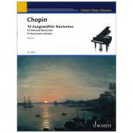 Chopin, F.: 10 ausgewählte Nocturnes