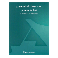 Peaceful classical piano solos