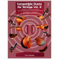 Compatible Duets for Strings Vol. II – Bass