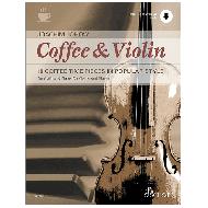 Johow, J.: Coffee & Violin (+ Online Audio)