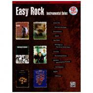 Easy Rock Instrumental Solos for Cello (+CD)