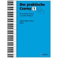 Czerny, C.: Der praktische Czerny Band 1