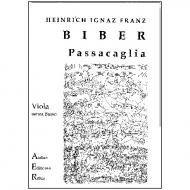 Biber, H.I.F.: Passacaglia c-moll
