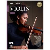 RSL Classical Violin - Grade 4 (+Online Audio)