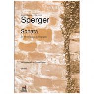 Sperger, J. M.: Sonate für Kontrabass und Violoncello