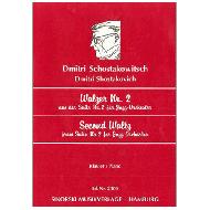 Schostakowitsch, D.: Walzer Nr. 2 aus der Suite Nr. 2 für Jazz-Orchester