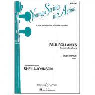 Rolland, P.: Young Strings in Action Band 1