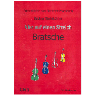 Steinkühler, S.: Vier auf einen Streich — Arbeitsblätter Viola