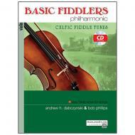 Dabczynski, A. H./Phillips, B.: Basic Fiddlers Philharmonic – Celtic Fiddle Tunes Violin (+CD)