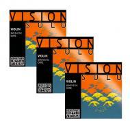 VISION SOLO Violinsaiten A-D-G von Thomastik-Infeld