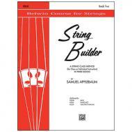 Applebaum, S.: String Builder Book Two – Cello