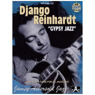 Reinhardt, D.: Gypsy Jazz (+CD)