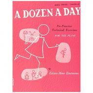 Burnam, E. M.: A Dozen A Day Book 3: Transitional