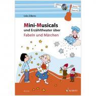 Zilkens, U.: Mini-Musicals und Erzähltheater über Fabeln und Märchen (+CD)