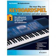 Benthien, A.: Der neue Weg zum Keyboardspiel Band 3