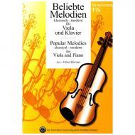 Beliebte Melodien: klassisch bis modern Band 2