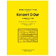 Triebel, J. N.: Konzert  Op. 55 Nr. 1 D-Dur für Viola und Orchester