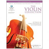 The Violin Collection easy to intermediate Level (+Online Audio)