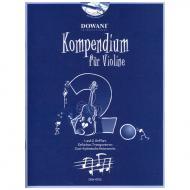 Kompendium für Violine – Band 2 (+CD)