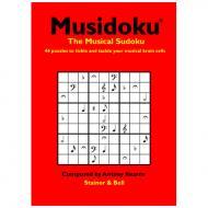 Musidoku: The Musical Sudoku Opus 1