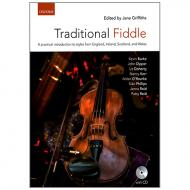 Griffiths, J.: Traditional Fiddle (+CD)