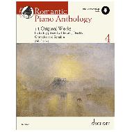 Romantic Piano Anthology – Band 4 (+Online Audio)