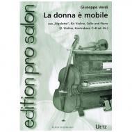 Verdi, G: La donna è mobile