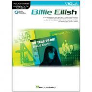 Billie Eilish For Viola (+Online Audio)