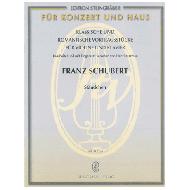 Schubert, F.: Ständchen D957 Nr. 4 (Leise flehen meine Lieder)