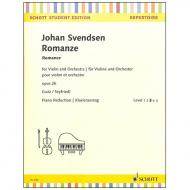 Svendsen, J.: Romanze Op. 26 G-Dur