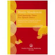 Moszkowski, M.: Fünf spanische Tänze op. 12