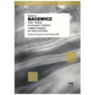 Bacewicz, G.: Drei Tänze