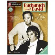 Bacharach and David (+CD)