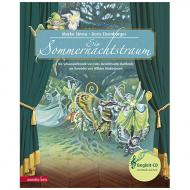 Simsa, M./Eisenburger, D.: Ein Sommernachtstraum (+Audio-CD)