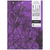 Weihnachtskonzert: Bach – Corelli – Manfredini – Händel