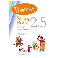 Gregory, T.: Vamoosh String Book 2.5 Piano Accompaniment