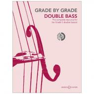 Grade by Grade – Double Bass 5 (+CD)