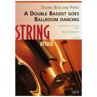 A Double Bassist goes ballroom dancing