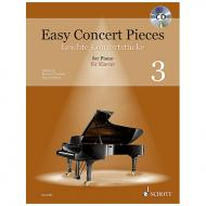 Easy Concert Pieces Band 3 (+ CD)