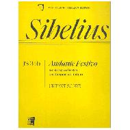 Sibelius, J.: Andante Festivo (1922) – Partitur
