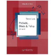 Laks, S.: Prélude, Blues & Polka
