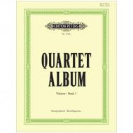 Quartett-Album Band 1
