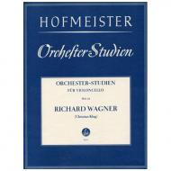 Klug, Chr.: Orchesterstudien Heft 19: Wagner